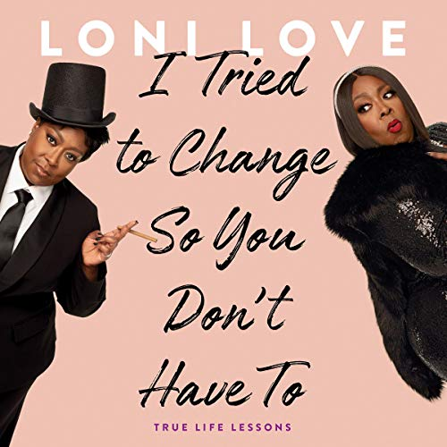 Cover of Loni Love memoir